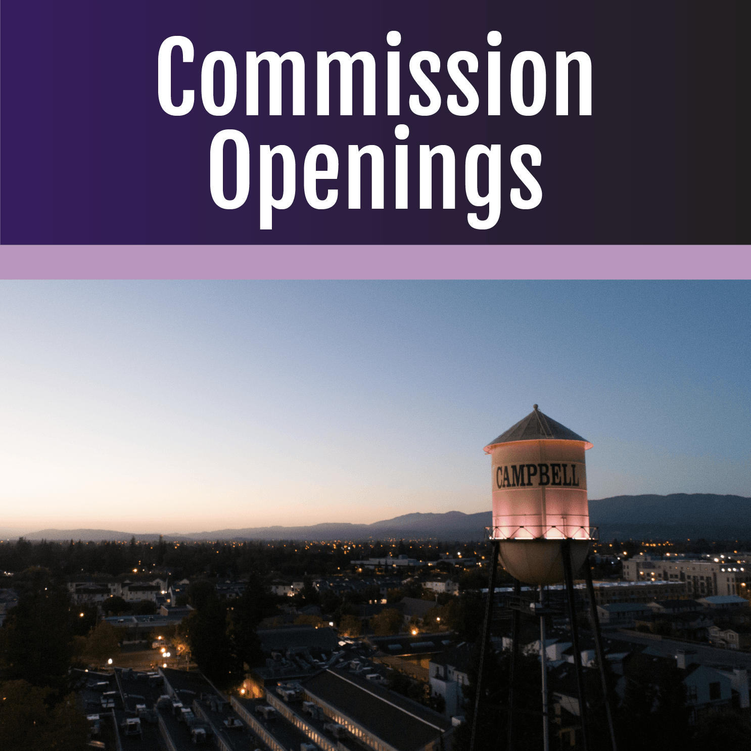 Commission Openings