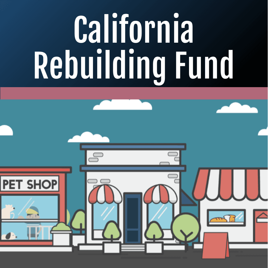 California Rebuilding Fund
