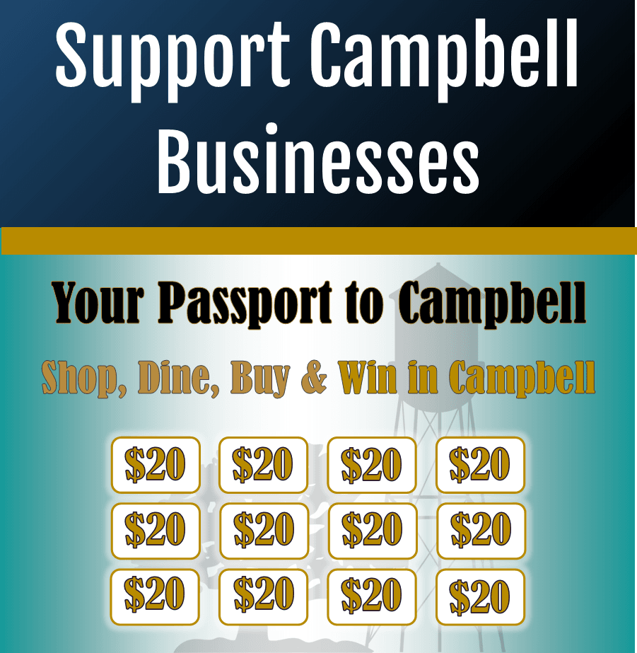 Your Passport to Campbell Image