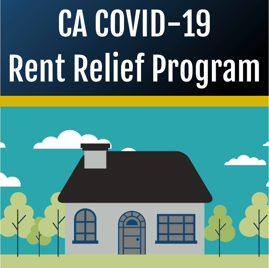 CA COVID-19 Rent Relief Program