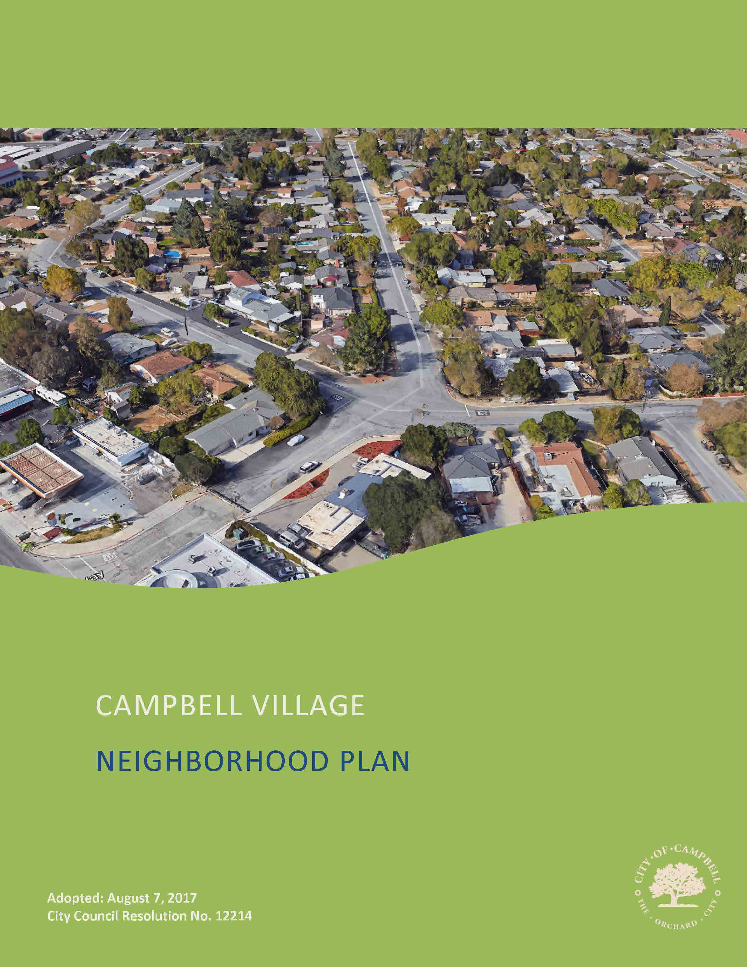 Campbell Village Neighborhood Plan